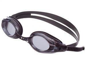 Очки для плавания MadWave COMPETITION AUTO (поликарбонат, силикон, цвета в ассортименте) - Цвет Черный