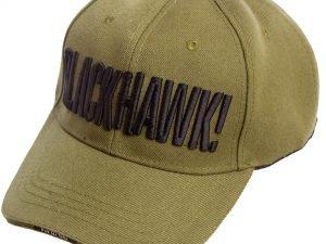 Бейсболка тактическая Blackhawk (хлопок, полиэстер, размер регулируемый, цвета в ассортименте) - Цвет Оливковый