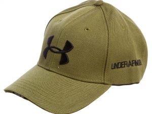 Бейсболка тактическая Under Armour (хлопок, полиэстер, размер регулируемый, цвета в ассортименте) - Цвет Оливковый