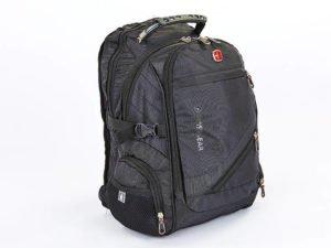 Рюкзак городской VICTOR (PL, р-р 49x30x23см, цвета в ассортименте) - Цвет Черный