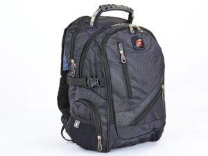 Рюкзак городской VICTOR (PL, р-р 47x30x23см, цвета в ассортименте) - Цвет Черный
