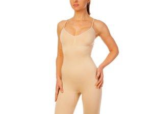 Белье утягивающее (корректирующее) с шортиками Control Bodysuit (р-р S-3XL телесный) - 2XL-3XL