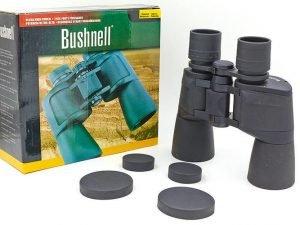 Бинокль BUSHNELL 10х50W (пластик, стекло, PVC-чехол) Replika