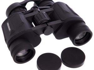 Бинокль BUSHNELL 20х35 (пластик, стекло, PVC-чехол) Replika