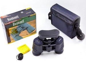 Бинокль BUSHNELL 40х40 (пластик, стекло, PVC-чехол) Replika