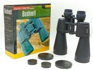 Бинокль BUSHNELL zoom 10-90х80 (пластик, стекло, PVC-чехол) AXT1076 Replika