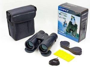 Бинокль COMET 8х42 (пластик, стекло, PVC-чехол)