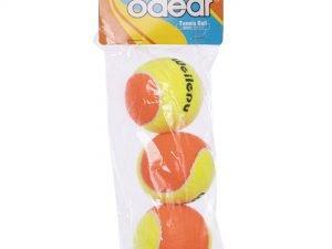 Мяч для большого тенниса ODEAR (3шт) (в пакете)