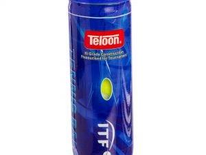 Мяч для большого тенниса TELOON (3шт) POWER (в вакуумной упаковке)