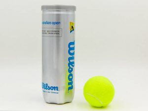 Мяч для большого тенниса WILSON (3шт) AUSTRALIAN OPEN (в вакуумной упаковке)