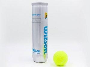 Мяч для большого тенниса WILSON (4шт) AUSTRALIAN OPEN (в вакуумной упаковке)