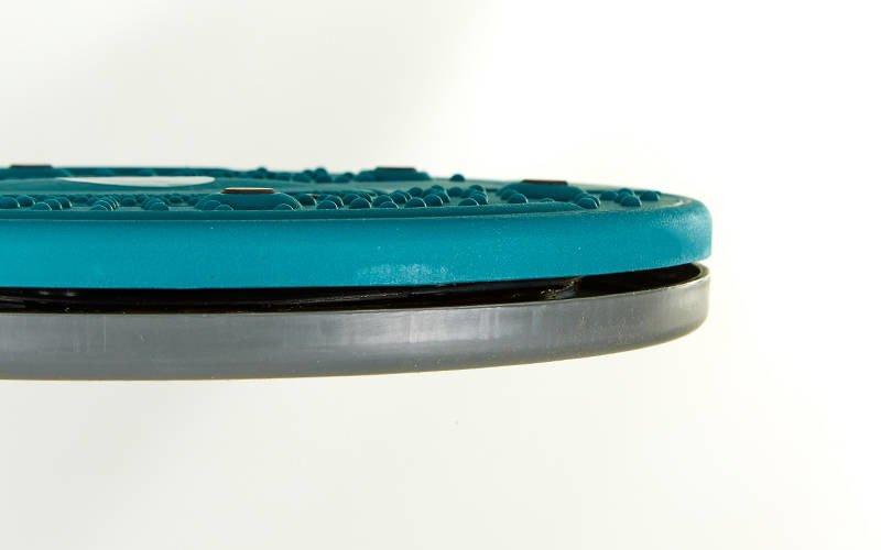 Диск здоровья массажный с магнитами Грация BODY SCULPTURE (пластик, толщина-3см d-29см)