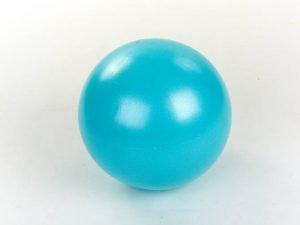 Мяч для пилатеса и йоги Record Pilates ball Mini Pastel (PVC, латекс, d-25см, 140гр, бирюзовый)