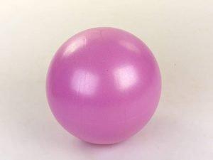 Мяч для пилатеса и йоги Record Pilates ball Mini Pastel (PVC, латекс, d-30см, 180гр, розовый)