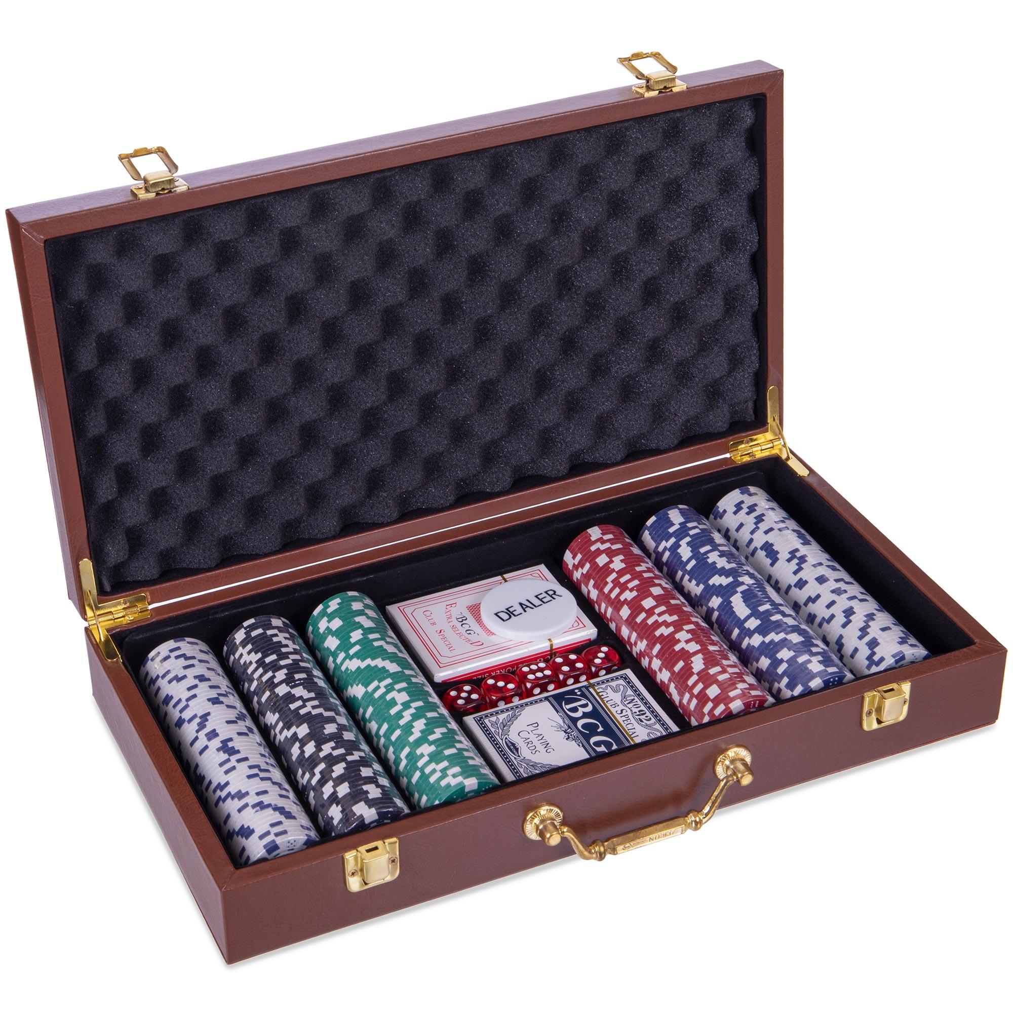 Покерные наборы и фишки для покера