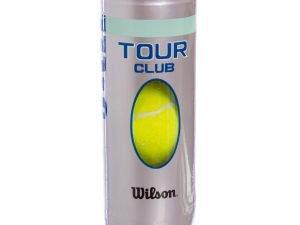 Мяч для большого тенниса WILS (3шт) TOUR CLUB (в вакуумной упаковке) Replika