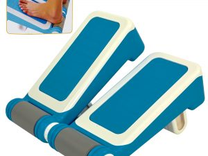 Доска для стретчинга Pro Supra STRETCH BOARD (пластик, р-р 35,5×34см, 7 углов наклона)