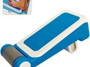 Доска для стретчинга Pro Supra STRETCH BOARD (пластик, р-р 35,5×17см, 7 углов наклона)