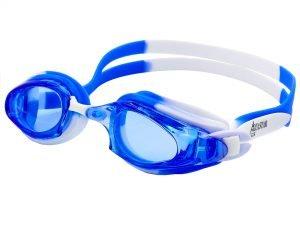 Очки для плавания Aquastar (поликарбонат, силикон, цвета в ассортименте)