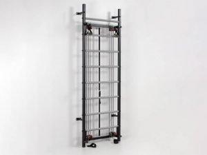 Профессиональная система эспандеров Кросс-тренер (металл, 80х234 см)