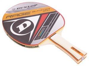 Ракетка для настольного тенниса 1 штука DUNLOP D TT BT RAGE BLASTER (древесина, резина)