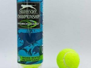 Мяч для большого тенниса SLAZ (3шт) CHAMPIONSHIP (в вакуумной упаковке) Replika