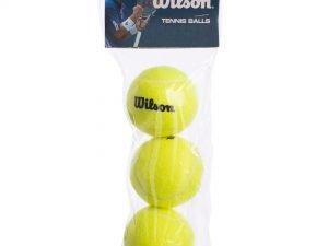 Мяч для большого тенниса WILS (3шт) VOLLEY (в пакете) Replika