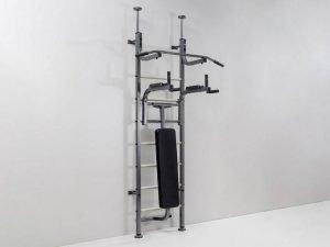 Шведская стенка со скамьей для пресса и спины Energy (СТЭ) (металл, 108х217х40 см)