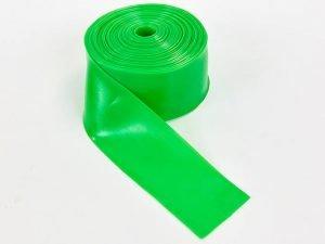 Жгут эластичный спортивный, лента жгут VooDoo Floss Band (латекс, l-10м, 8смx2мм, цвета в ассортименте) - Цвет Зеленый