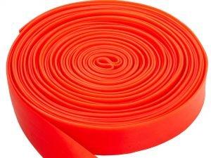 Жгут эластичный спортивный, лента жгут VooDoo Floss Band (латекс, l-10м, 3смx2мм, син,кр) - Цвет Оранжевый
