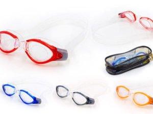 Очки для плавания LEGEND ROYALTY (поликарбонат, силикон, цвета в ассортименте)