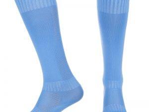 Гетры футбольные мужские PRO ACTION (хлопок, нейлон, размер 40-45, цвета в ассортименте) - Цвет Голубой