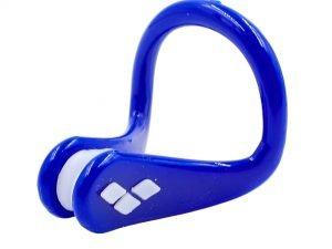 Зажим для носа в пластиковом футляре ARENA PROTECTION (PC-TPR, безразмерный, цвета в ассорт.)