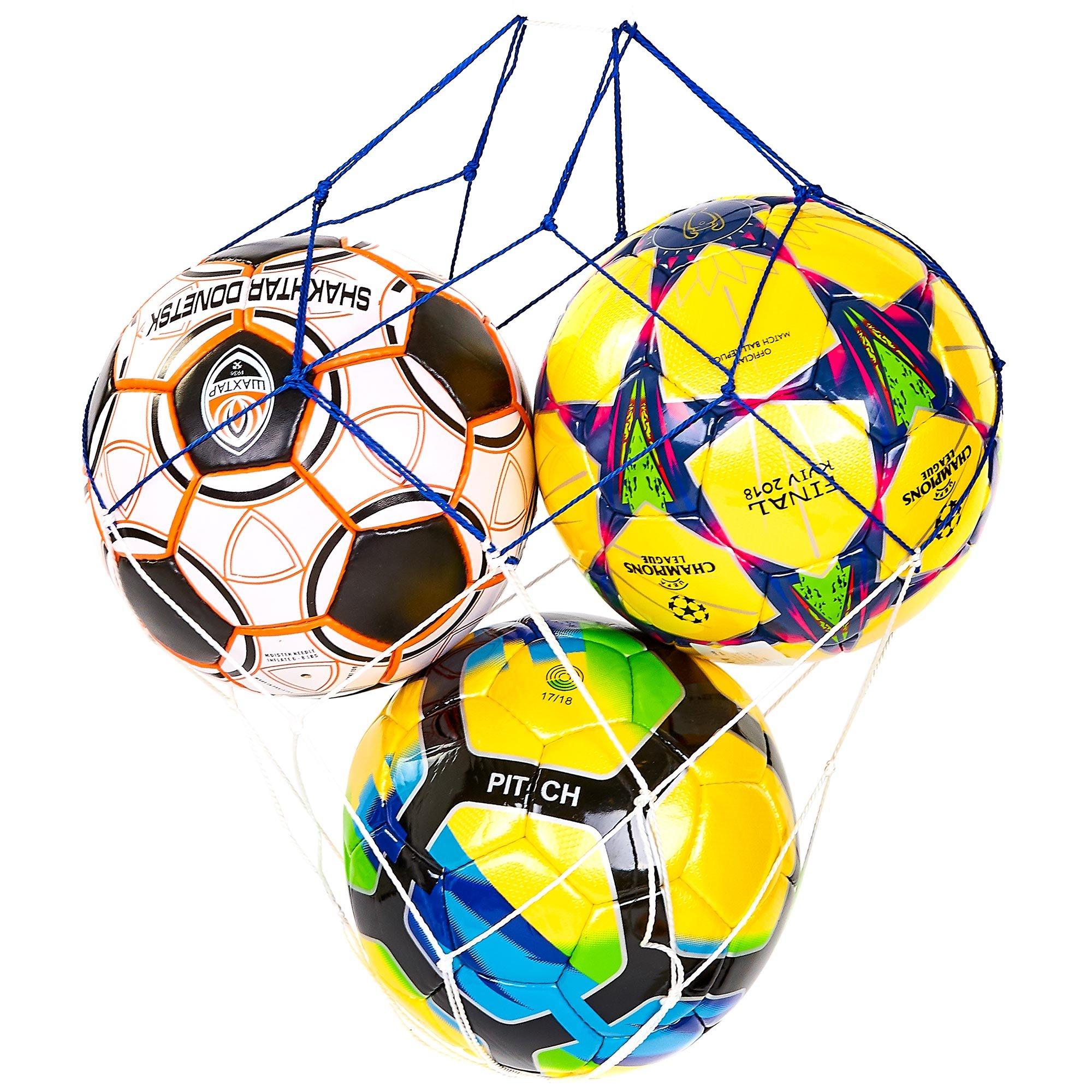 Сетки и сумки для мячей