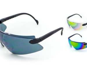 Очки спортивные (пластик, акрил, цвета в ассортименте)