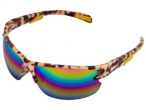Очки спортивные Хаки (пластик, акрил, цвета в ассортименте) - Цвет Желтый