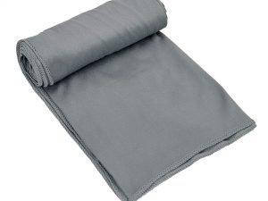Полотенце спортивное FRYFAST TOWEL (микрофибра, р-р 60х120см, цвета в ассортименте) - Цвет Серый