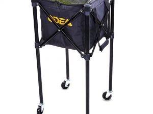 Корзина для мячиков ODEAR (металл, полиэстер, р-р 35х35х90см, вместительность 160шт мячей)