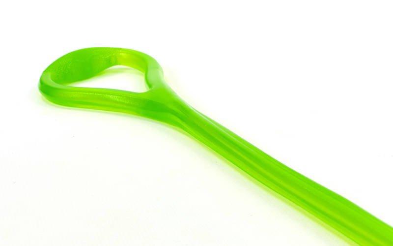 Эспандер гелевый плечевой 1жгут PS (гель-силикон, зеленый, нагр.высокая,l-67см, вес-180г)