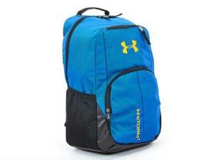 Рюкзак спортивный UNDER ARMOUR STORM1 (нейлон, р-р 44х32х17см, цвета в ассортименте) - Цвет Синий