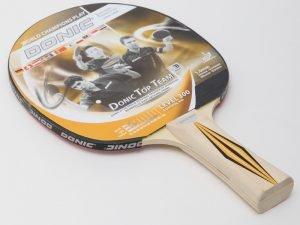 Ракетка для настольного тенниса 1 штука DONIC LEVEL 300 TOP TEAM (древесина, резина)
