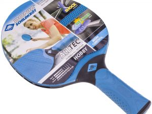 Ракетка для настольного тенниса 1 штука DONIC ALLTEC HOBBY (пластик, резина)