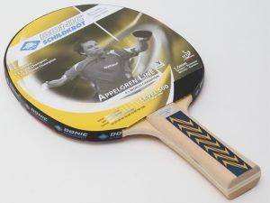 Ракетка для настольного тенниса 1 штука DONIC LEVEL 500 APPELGREN (древесина, резина)