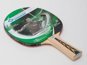 Ракетка для настольного тенниса 1 штука DONIC LEVEL 400 APPELGREN (древесина, резина)