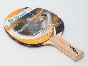 Ракетка для настольного тенниса 1 штука DONIC LEVEL 200 APPELGREN (древесина, резина)