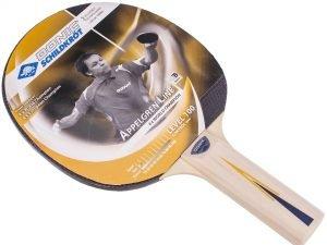 Ракетка для настольного тенниса 1 штука DONIC LEVEL 100 APPELGREN (древесина, резина)