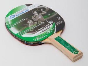 Ракетка для настольного тенниса 1 штука DONIC LEVEL 400 CHAMPS LINE (древесина, резина)