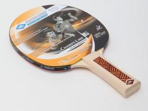 Ракетка для настольного тенниса 1 штука DONIC LEVEL 300 CHAMPS LINE (древесина, резина)