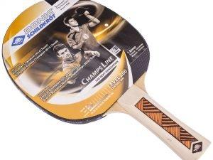 Ракетка для настольного тенниса 1 штука DONIC LEVEL 200 CHAMPS LINE (древесина, резина)