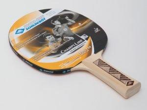 Ракетка для настольного тенниса 1 штука DONIC LEVEL 150 CHAMPS LINE (древесина, резина)